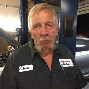 Jim Buffington - Senior Tech Conejo Precision